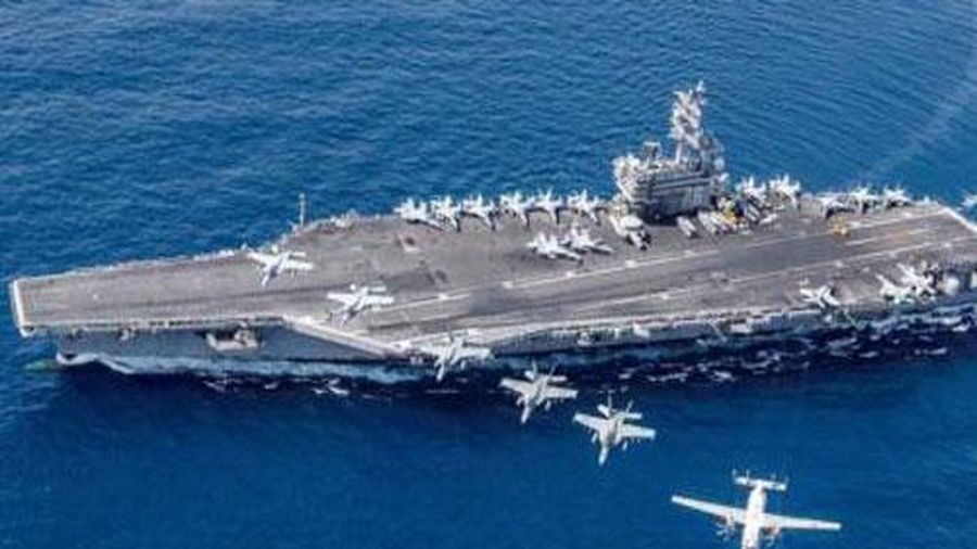 'Mỹ không dám đưa tàu sân bay mang F-35C đến biển xa'