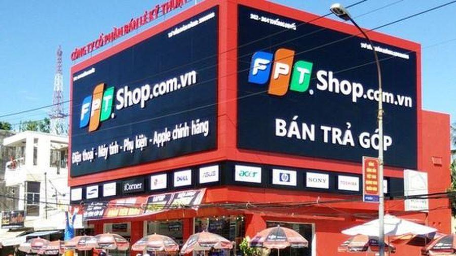 Một lãnh đạo FPT Retail vừa đăng ký mua 200 nghìn cổ phiếu FRT