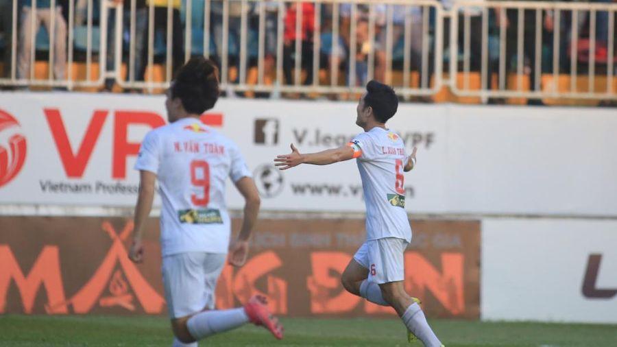 HAGL thắng thuyết phục Hà Nội FC