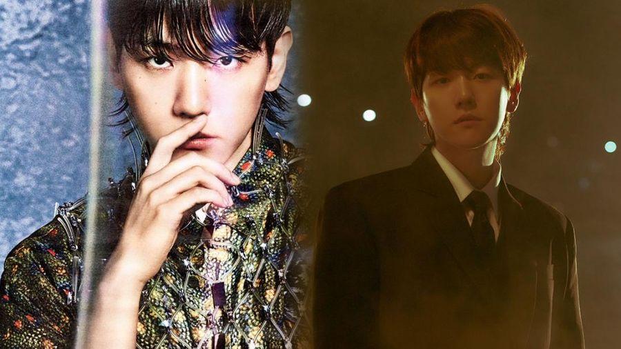 Không quảng bá rầm rộ, album mới của Baekhyun vẫn cán mốc triệu bản
