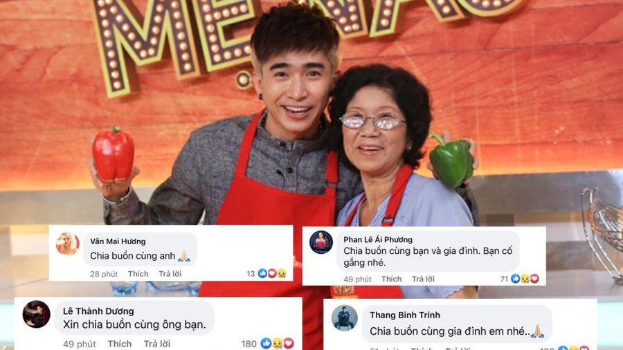 Ngô Kiến Huy - Văn Mai Hương - Trịnh Thăng Bình động viên Chi Dân: Nỗi đau nào hơn chia xa mẹ hiền!