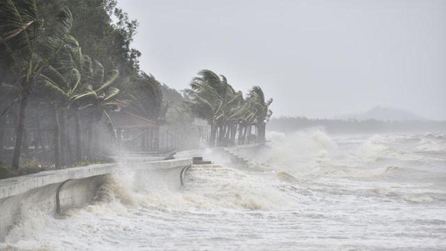 Chủ động ứng phó với siêu bão Surigae