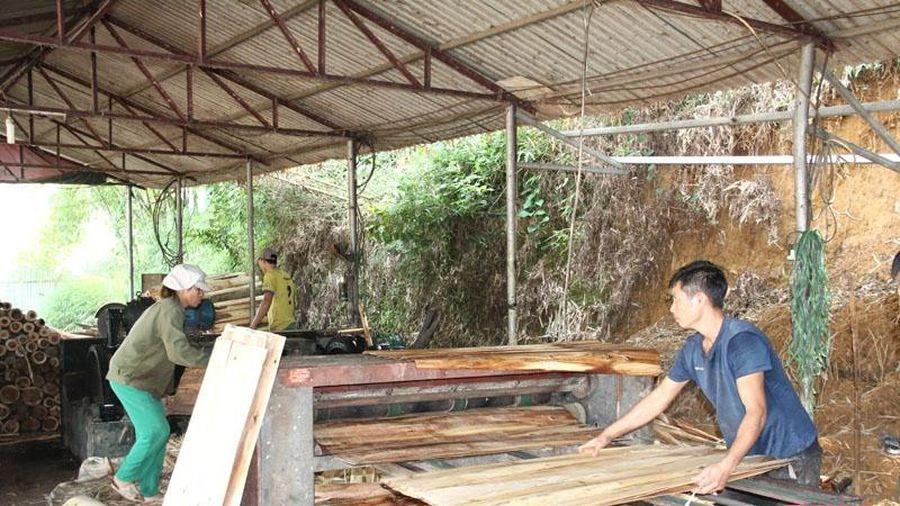 Phát triển công nghiệp ở các huyện miền núi: Những vấn đề đặt ra