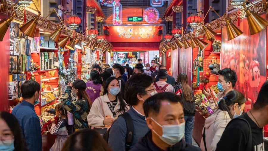 Những 'bí mật' về con số tăng trưởng GDP 18,3% của Trung Quốc trong quý 1