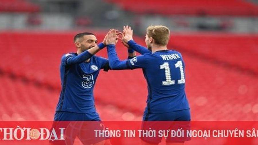 Lịch thi đấu bán kết Champions League 2020/21 - Cúp C1: Real vs Chelsea