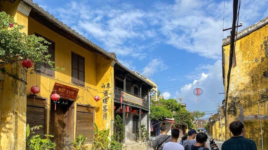 Sắp thí điểm đón du khách quốc tế tại Quảng Nam?