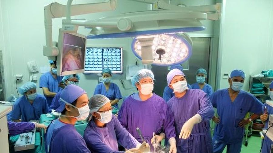 Hiệp hội Phẫu thuật Hoàng gia Anh công nhận BV Việt Đức là Trung tâm đào tạo chuẩn toàn cầu