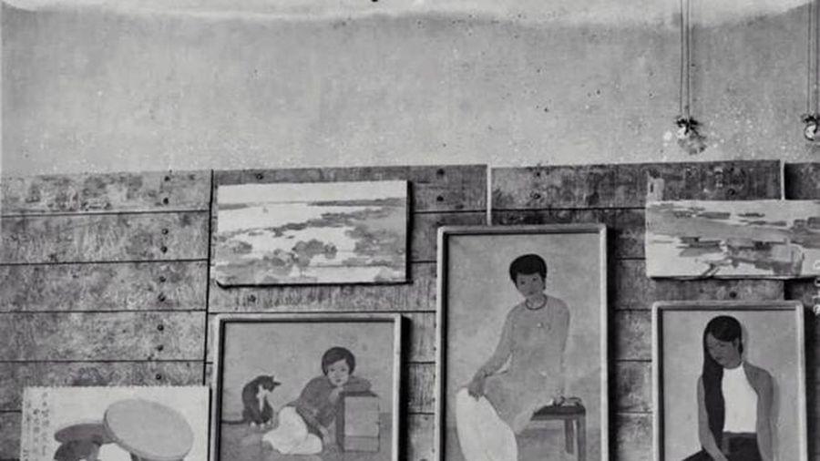 'Chân dung madam Phương' qua mặt bức khỏa thân của Lê Phổ, xác lập kỷ lục trên sàn quốc tế