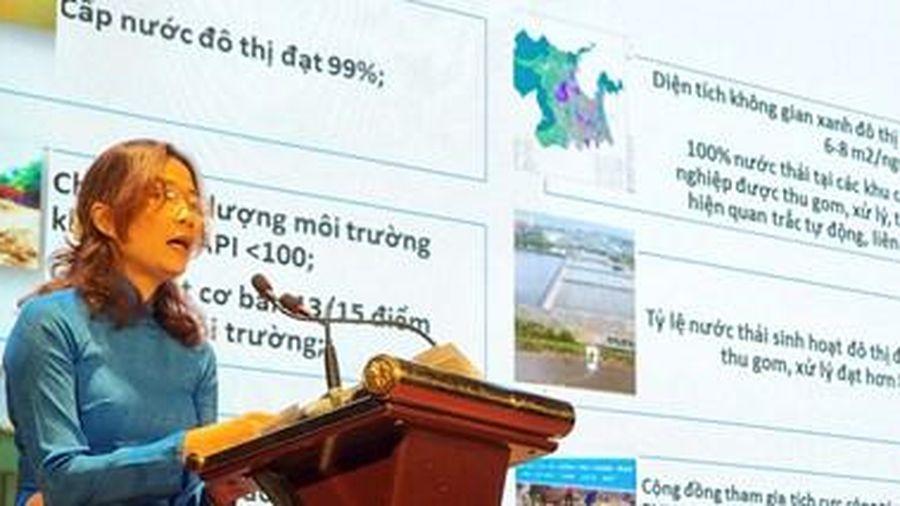 Xây dựng Đà Nẵng - thành phố môi trường