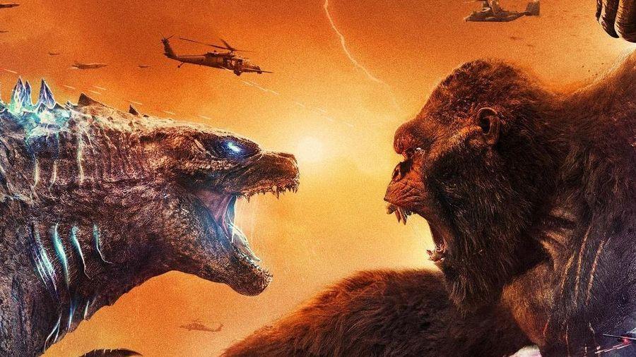 'Godzilla vs. Kong' là phim Hollywood ăn khách nhất giữa đại dịch