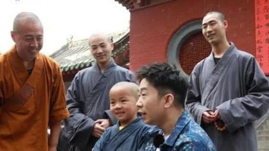Nam diễn viên 'Tây du ký' gây hỗn loạn tại Thiếu Lâm Tự