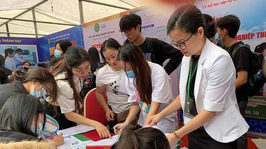 Tuyển sinh năm học 2021 - 2022 tại Hà Nội: Tạo điều kiện tốt nhất cho học sinh
