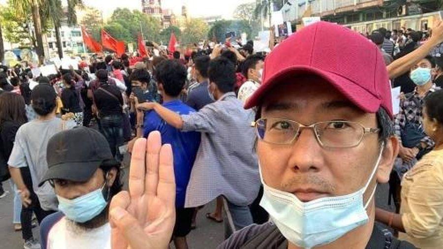 Nhà báo Nhật Bản bị chính quyền Myanmar tống giam