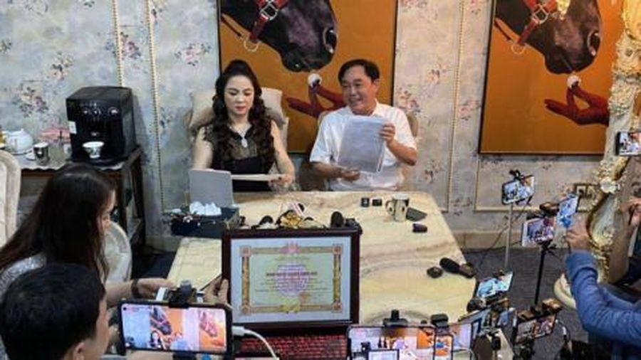 Động thái mới khi bà Nguyễn Phương Hằng bị phạt