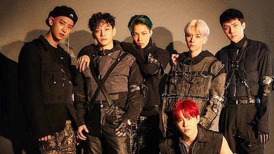 EXO trở thành nghệ sĩ đầu tiên của SM Entertanment đạt được kỷ lục này trong lịch sử