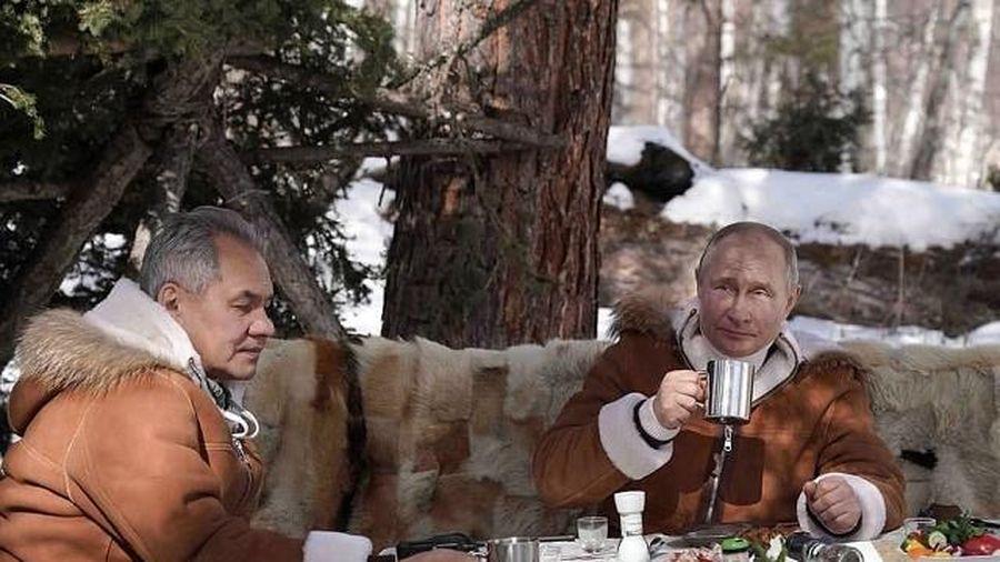 Điều gì cuốn hút Tổng thống Putin ở Siberia?