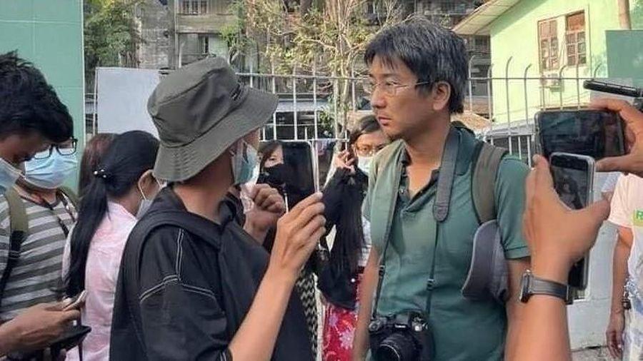 Tình hình Myanmar: Một nhà báo Nhật Bản bị đưa vào tù, Thủ tướng Suga lên tiếng