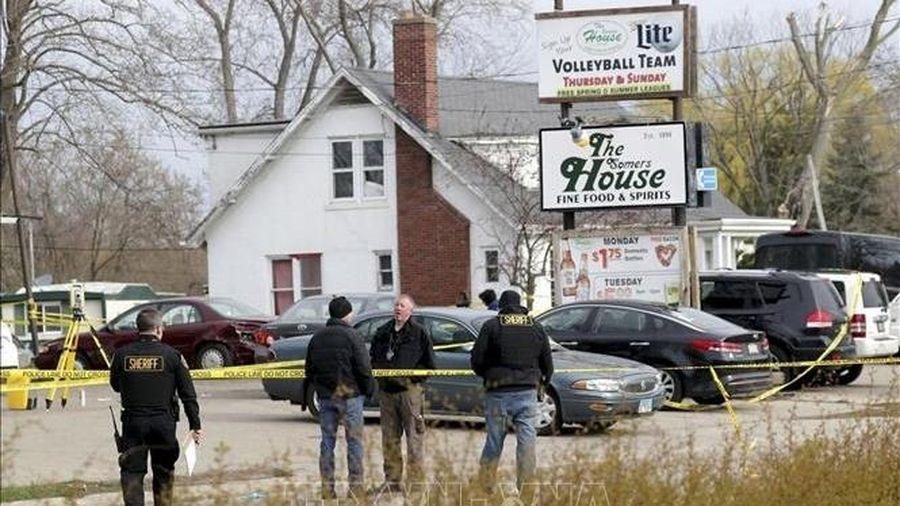 Mỹ: Xả súng xảy ra khiến 3 người thiệt mạng