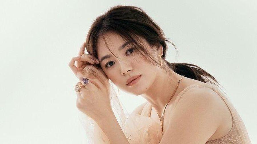 Song Hye Kyo sức hút mãnh liệt với các thương hiệu thời trang