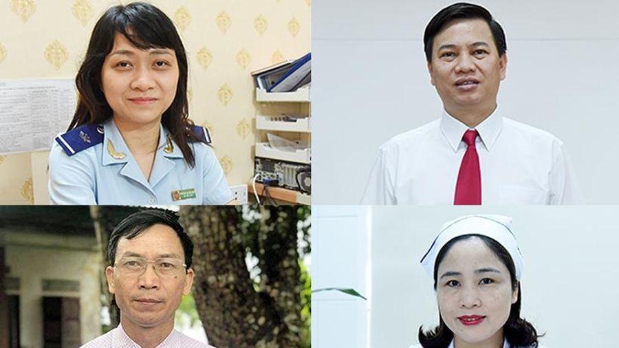 'Những bông hoa đẹp' của Đảng ủy Khối CCQ&DN Hà Tĩnh