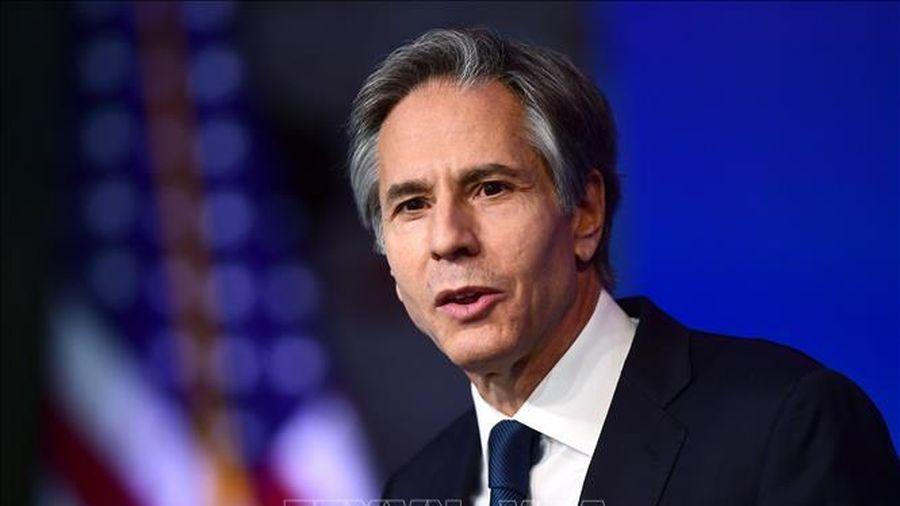 Ngoại trưởng Mỹ: Không còn mối đe dọa khủng bố tại Afghanistan