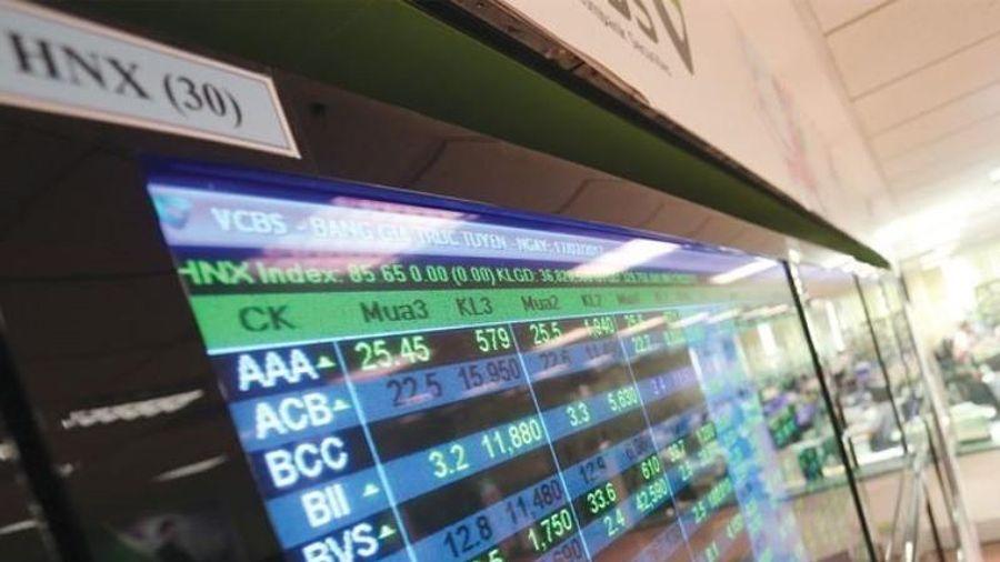 Sáng đầu tuần, VN-Index hồi phục sắc xanh
