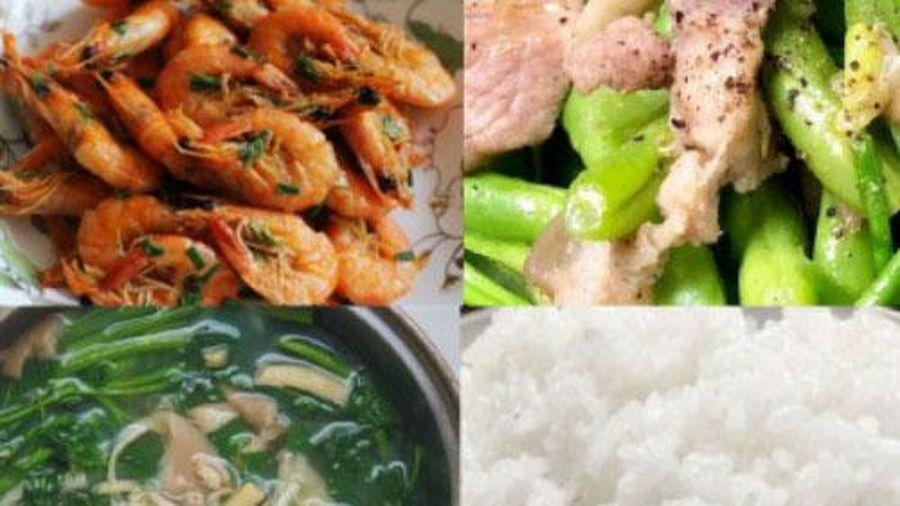 Món ngon cơm chiều: Đổi vị cho gia đình trong ngày trời mát mẻ