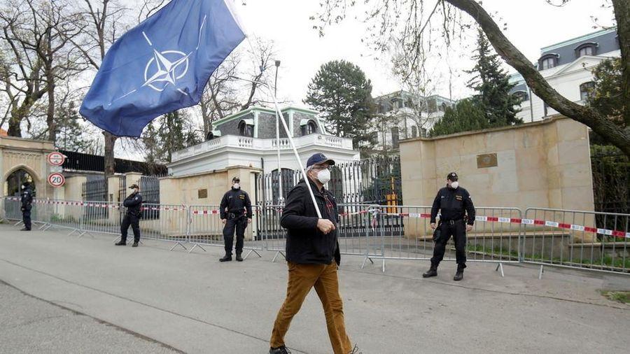 Đáp trả Praha, Nga trục xuất 20 nhà ngoại giao CH Séc