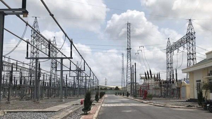 Đóng điện trạm biến áp số đầu tiên của EVNNPT
