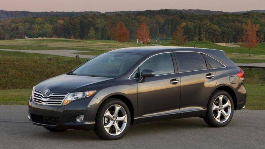 Triệu hồi Toyota Venza trên toàn cầu do lỗi cảm biến túi khí