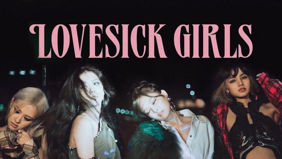 'Lovesick Girls' trở thành MV thứ 9 của BlackPink chạm mốc lượt view 'khủng'