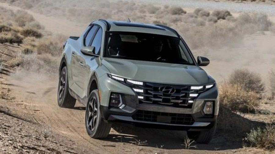Bán tải Hyundai Santa Cruz sẽ được mở bán tại Đông Nam Á?