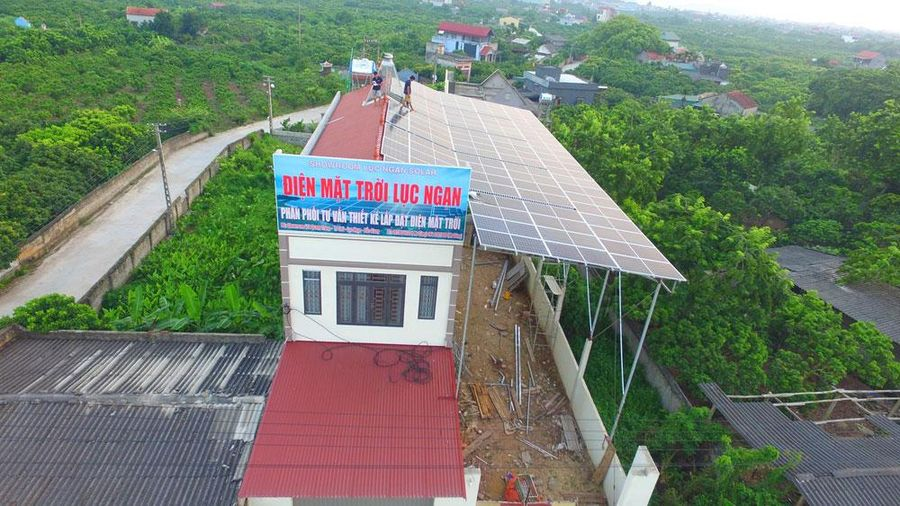 Phát triển điện năng lượng mặt trời: Thiếu giải pháp căn cơ