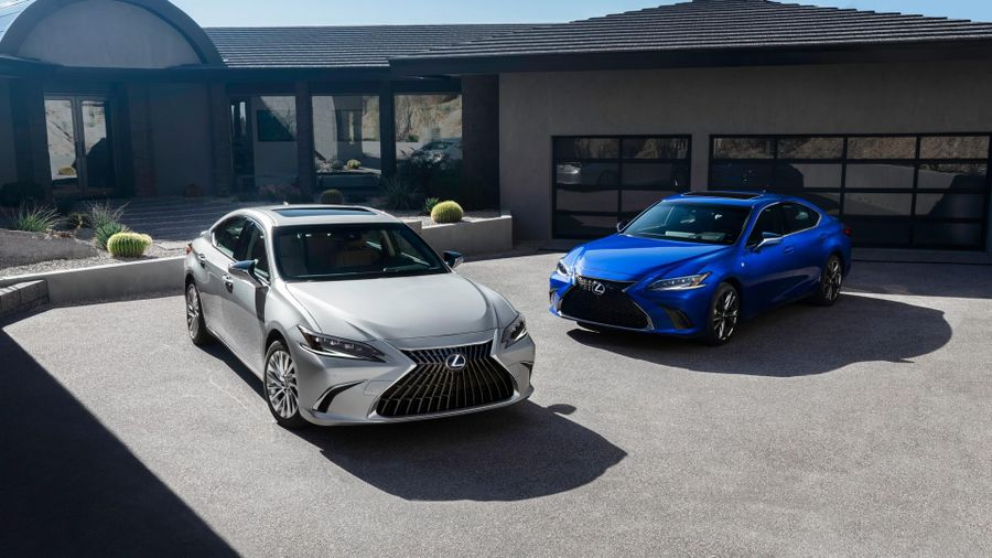 Lexus ES 2022 chính thức trình làng với nhiều nâng cấp