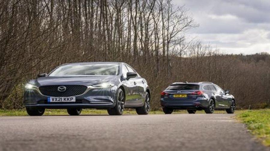 Mazda6 2021 ra mắt phiên bản giới hạn chỉ có 100 chiếc