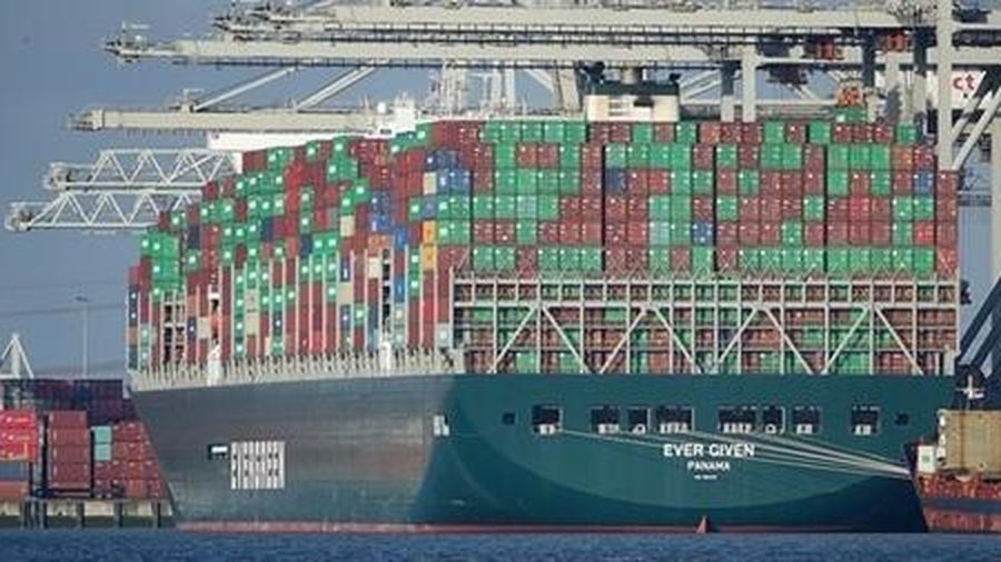 'Số phận' của 18.000 container trên tàu Ever Given sẽ ra sao?