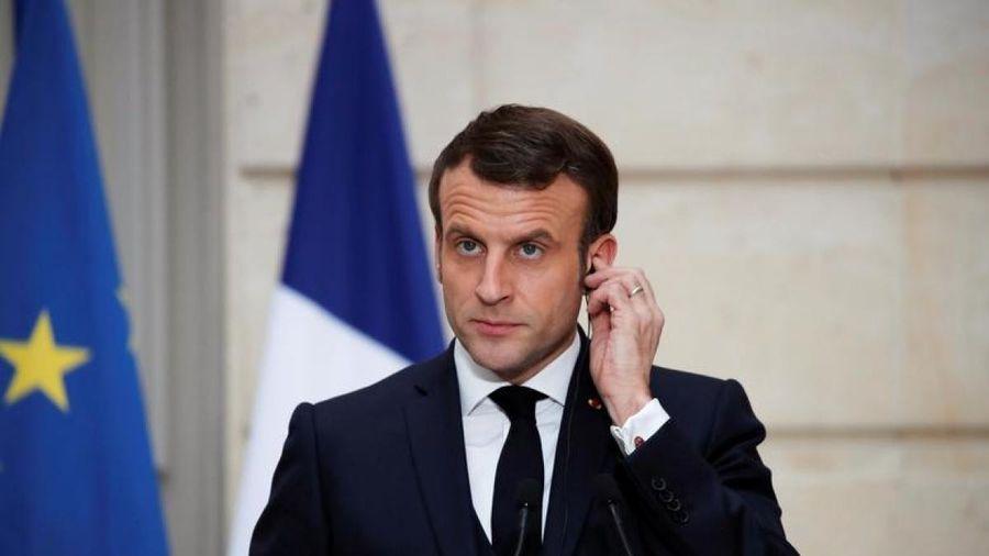 Tổng thống Pháp: Quốc tế cần vạch ra 'những lằn ranh đỏ' với Nga