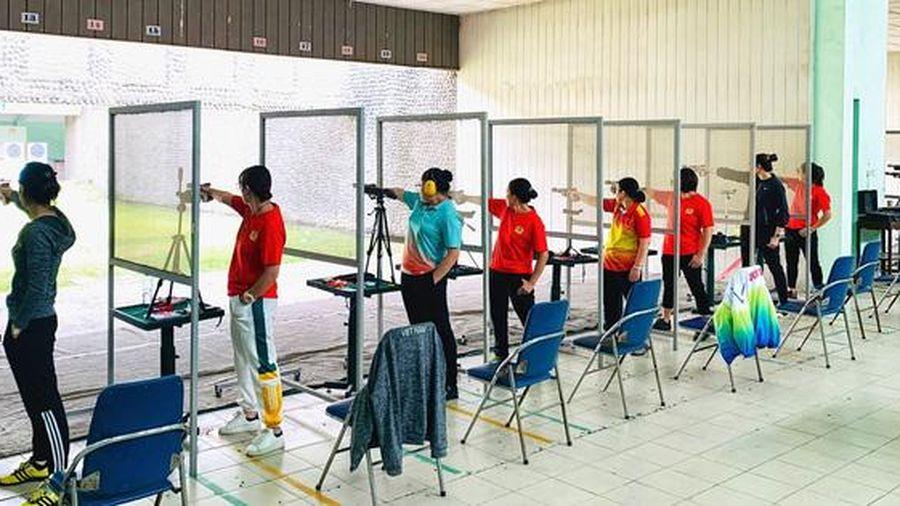 17 kỷ lục bắn súng trẻ quốc gia được phá tại Giải vô địch Bắn súng trẻ quốc gia năm 2021