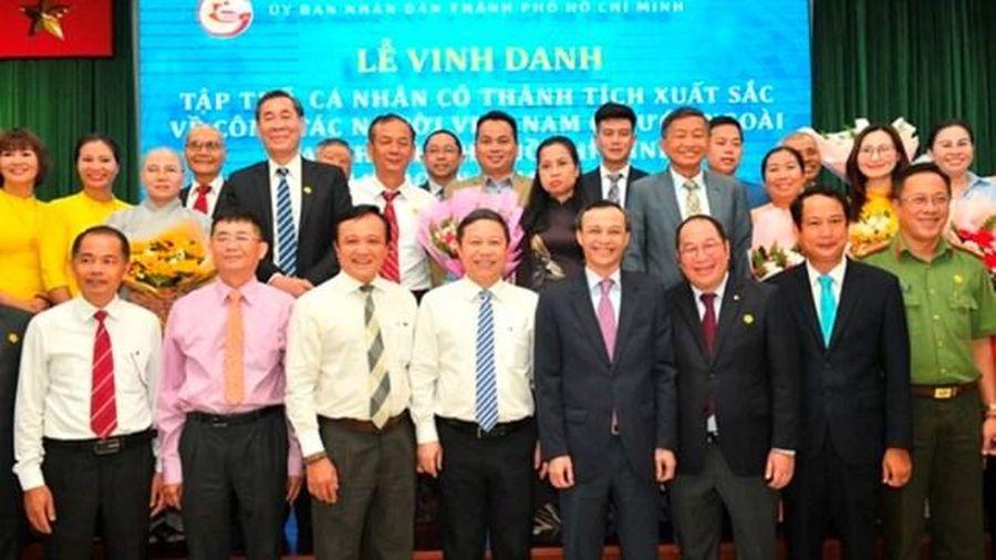 Kiều bào đóng vai trò lớn trong sự phát triển của TP.Hồ Chí Minh