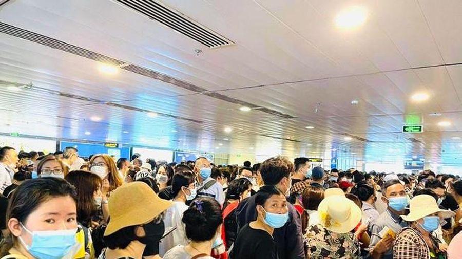 Đảm bảo 100% khách không bị lỡ chuyến bay tại Tân Sơn Nhất