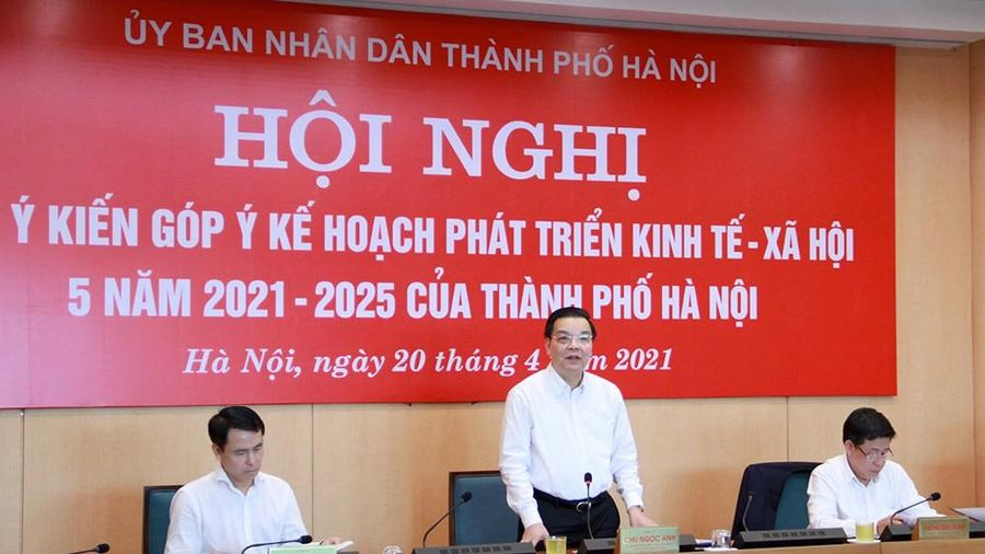 Hà Nội đặt mục tiêu thu ngân sách 5 năm đạt hơn 1,4 triệu tỉ