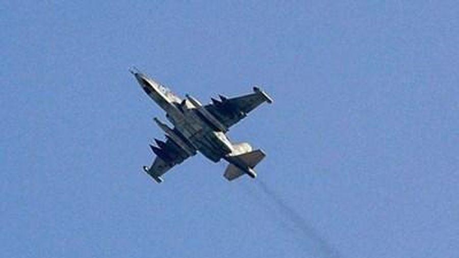 Nga không kích căn cứ khủng bố ở Syria