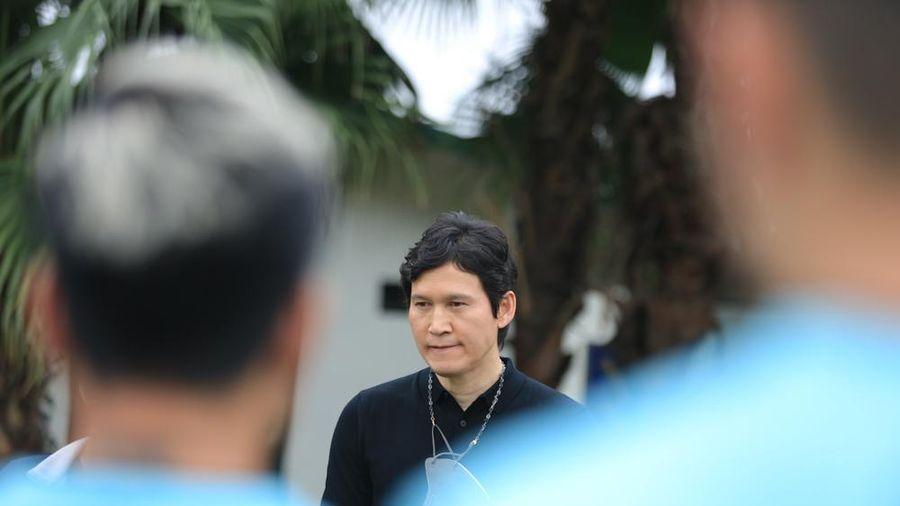 Đồng hương với thầy Park được bổ nhiệm làm HLV trưởng Hà Nội FC