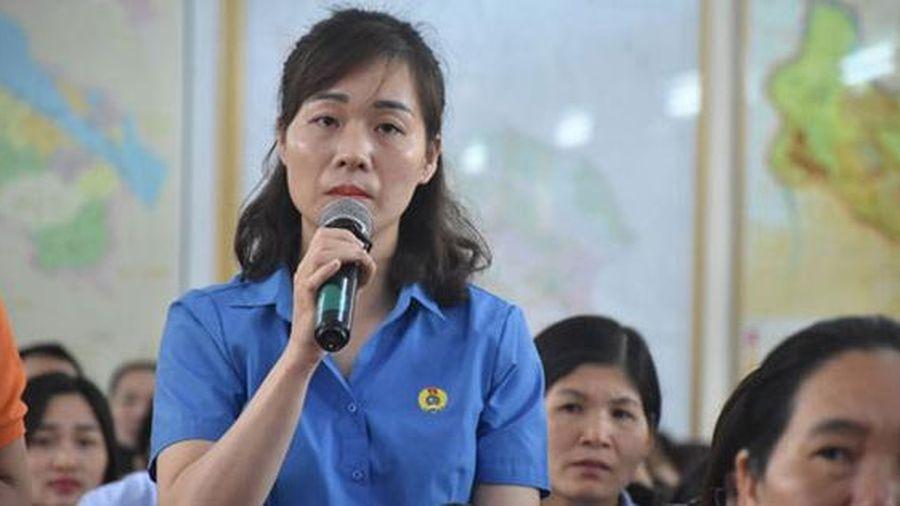 Hà Nội: Phổ biến Bộ Luật Lao động 2019 đến người lao động