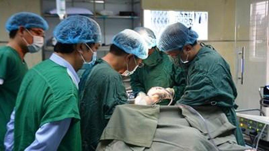 Làm chủ nhiều kỹ thuật cao trong khám, điều trị