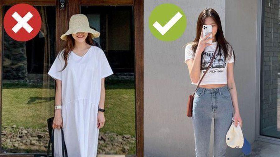 4 sai lầm 'chí mạng' khiến bạn mặc gì cũng xấu