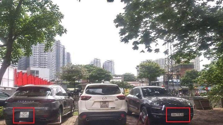 Thông tin bất ngờ vụ 2 xe Porsche cùng biển số 'chạm mặt' nhau