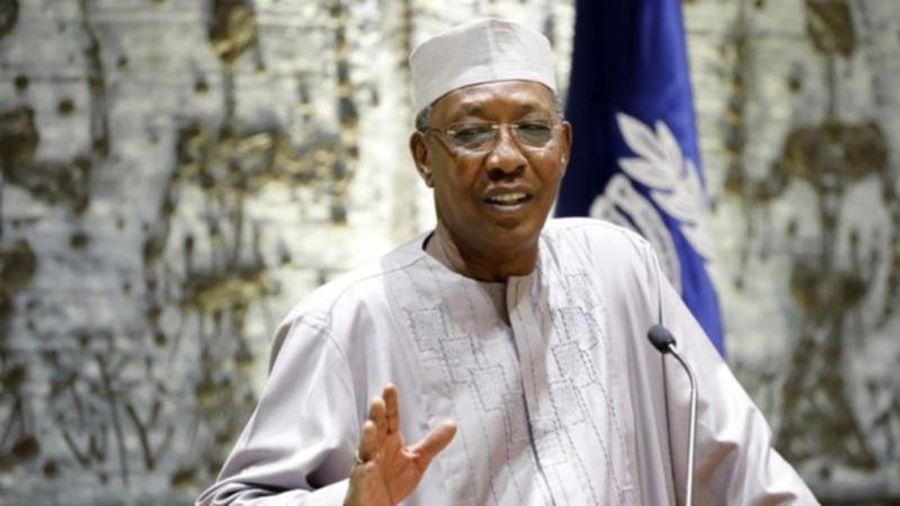 Tổng thống Chad qua đời ngay trên chiến tuyến sau khi đắc cử nhiệm kỳ thứ 6