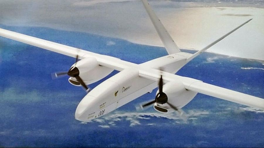 Nga, Mỹ cạnh tranh phát triển UAV chống tàu ngầm