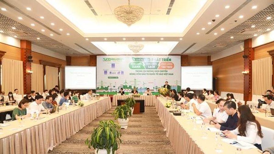 Cơ hội và thách thức trong chuyển dịch năng lượng sạch và bền vững